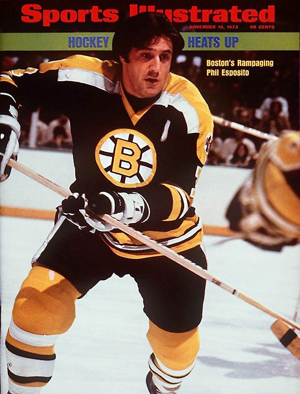 phil esposito Search for historical phil esposito hockey card values based on successful ebay and auction house sales of graded cards free want list email alerts track values like a stock portfolio with my collection.